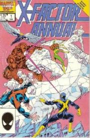 X-Factor Annual Comics
